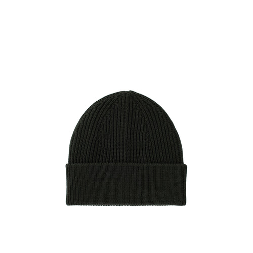 Long Beanie - Hunting Green
