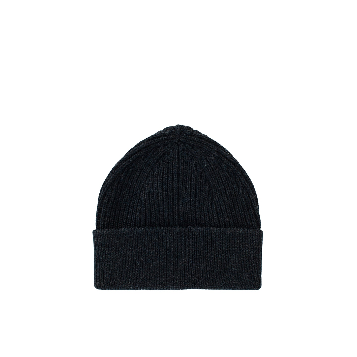 Long Beanie - Dark Indigo