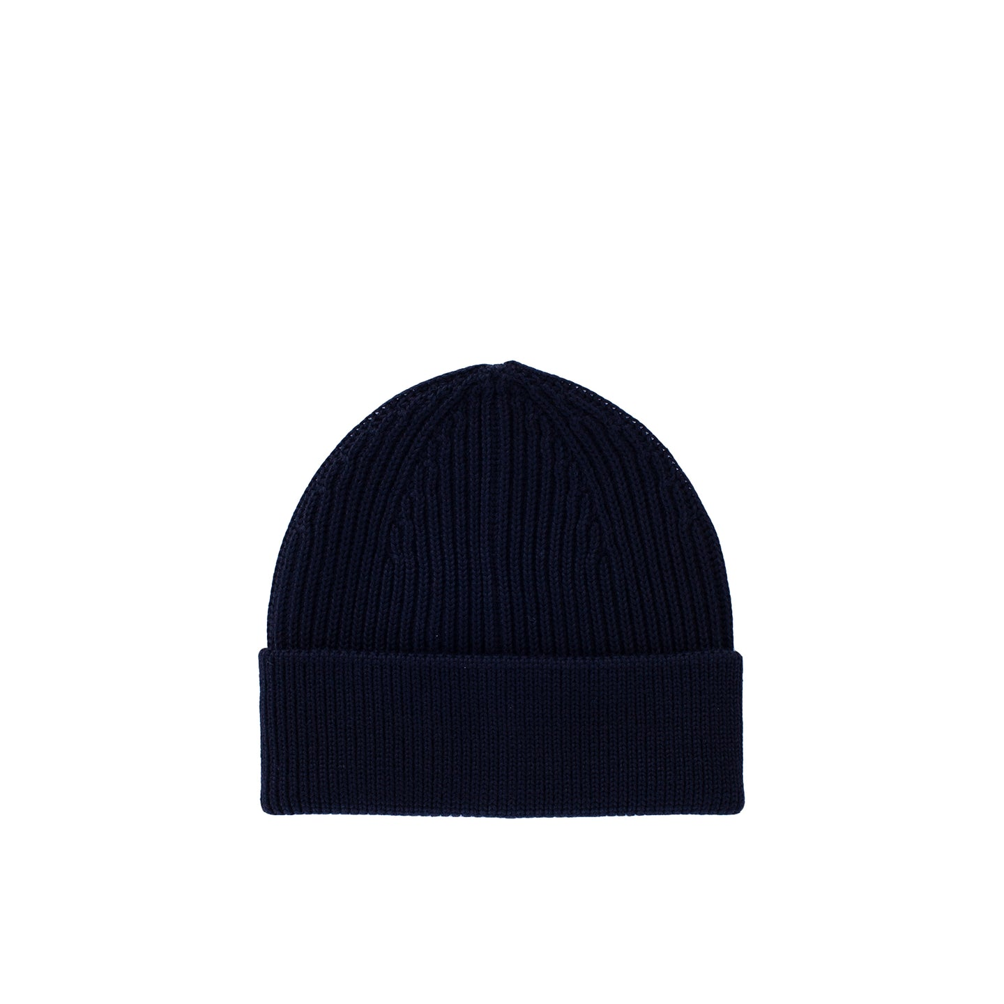 Long Beanie - Navy Blue