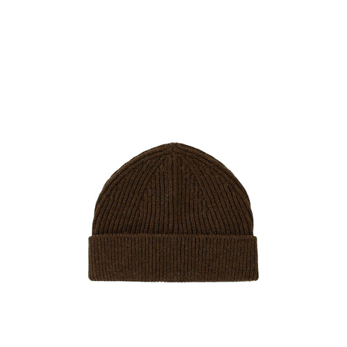 Beanie Medium - Natural Brown