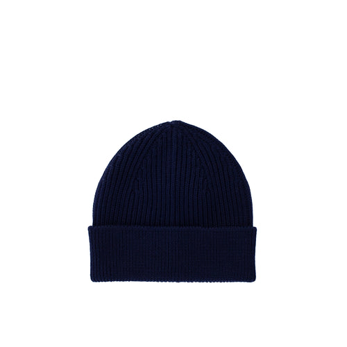 Long Beanie - Royal Blue