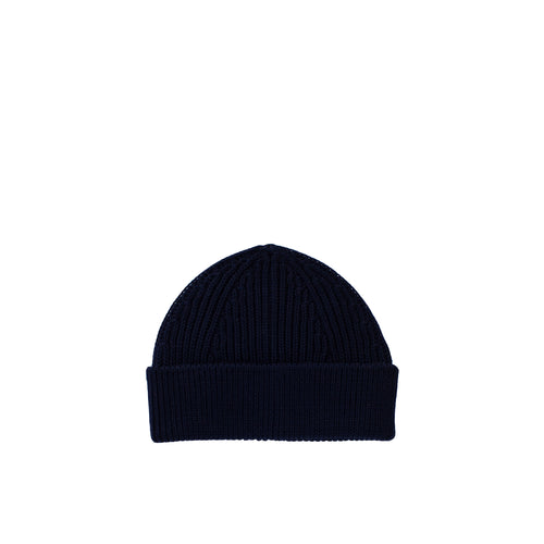 Beanie Short - Navy Blue