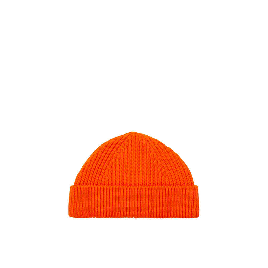 Beanie Short - Orange