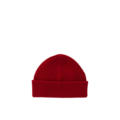 Beanie Short - Red