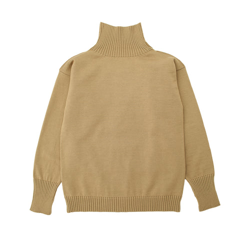 Seaman Turtleneck - Camel