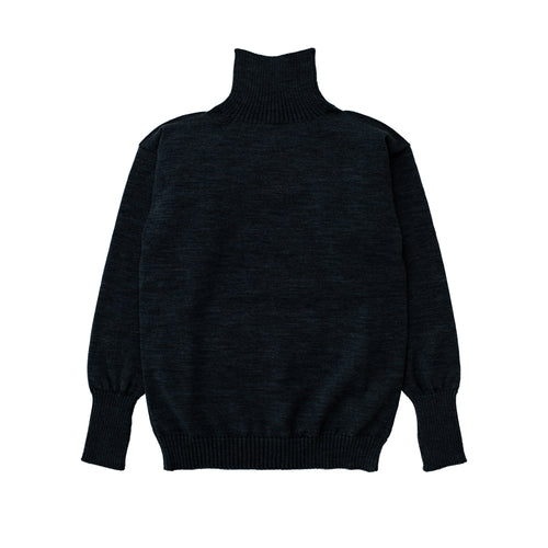 Seaman Turtleneck - Dark Indigo