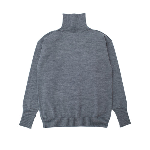 Seaman Turtleneck - Grey