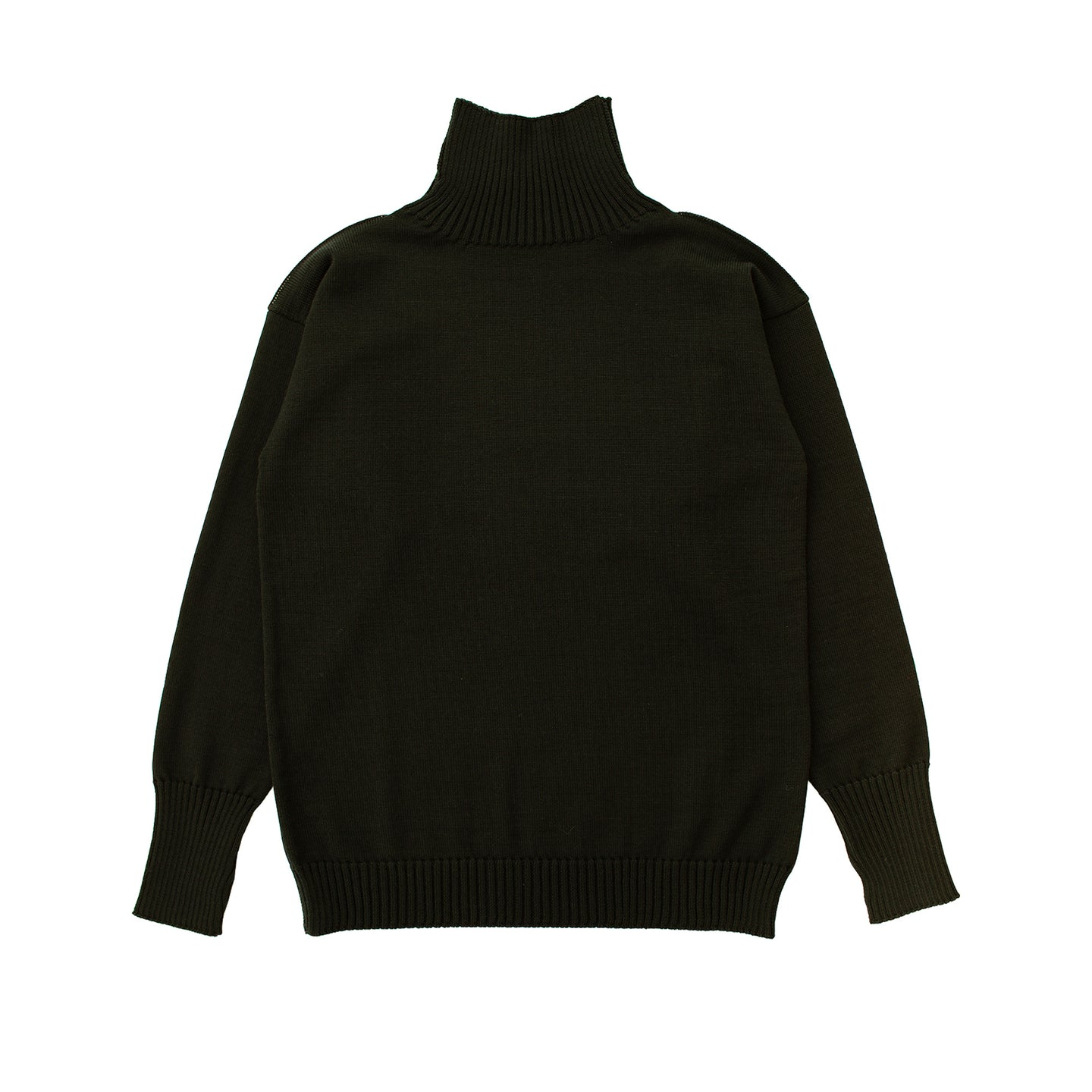 Seaman Turtleneck - Hunting Green