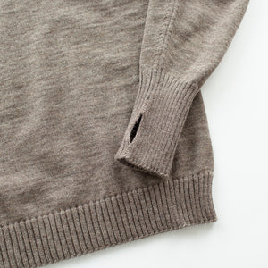 Seaman Turtleneck - Natural Taupe