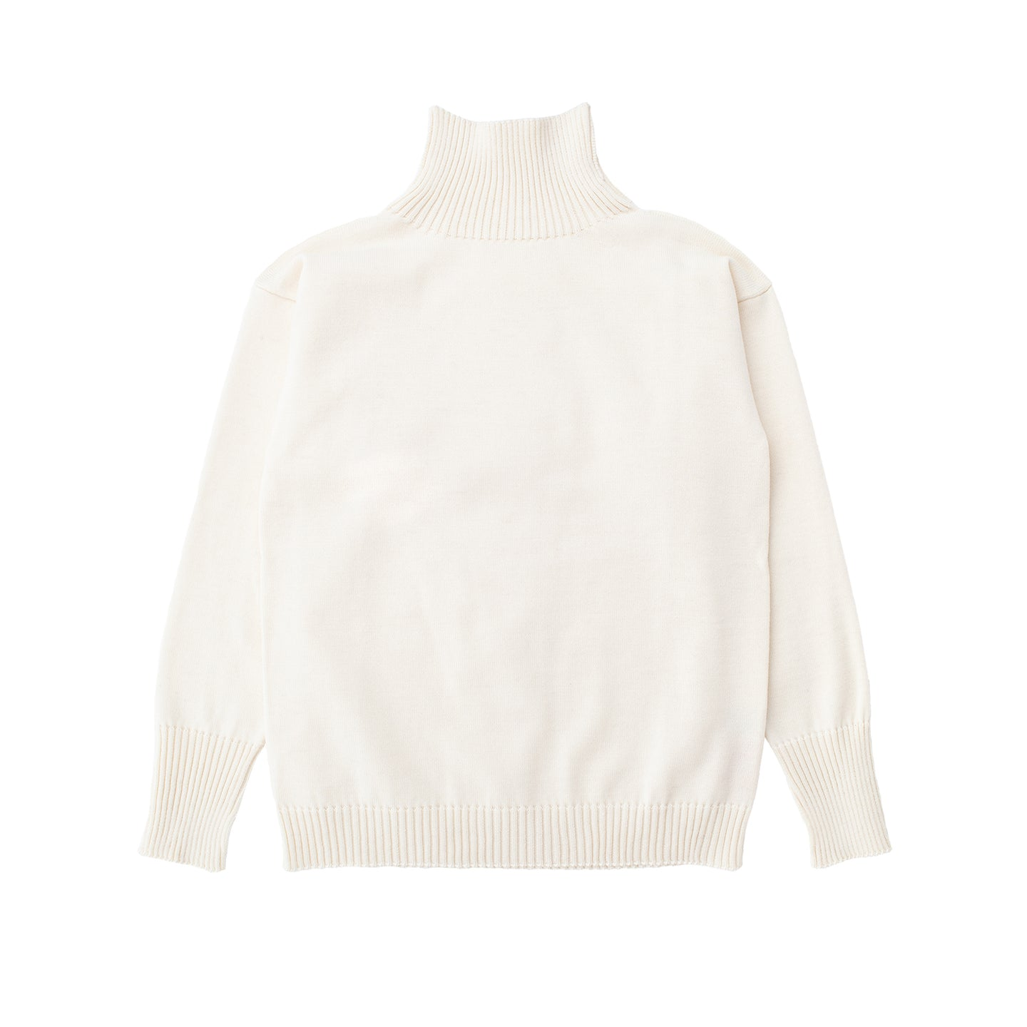 Seaman Turtleneck - Off-White