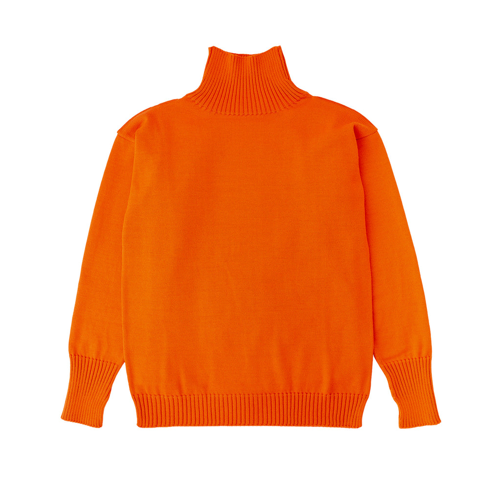 Seaman Turtleneck - Orange