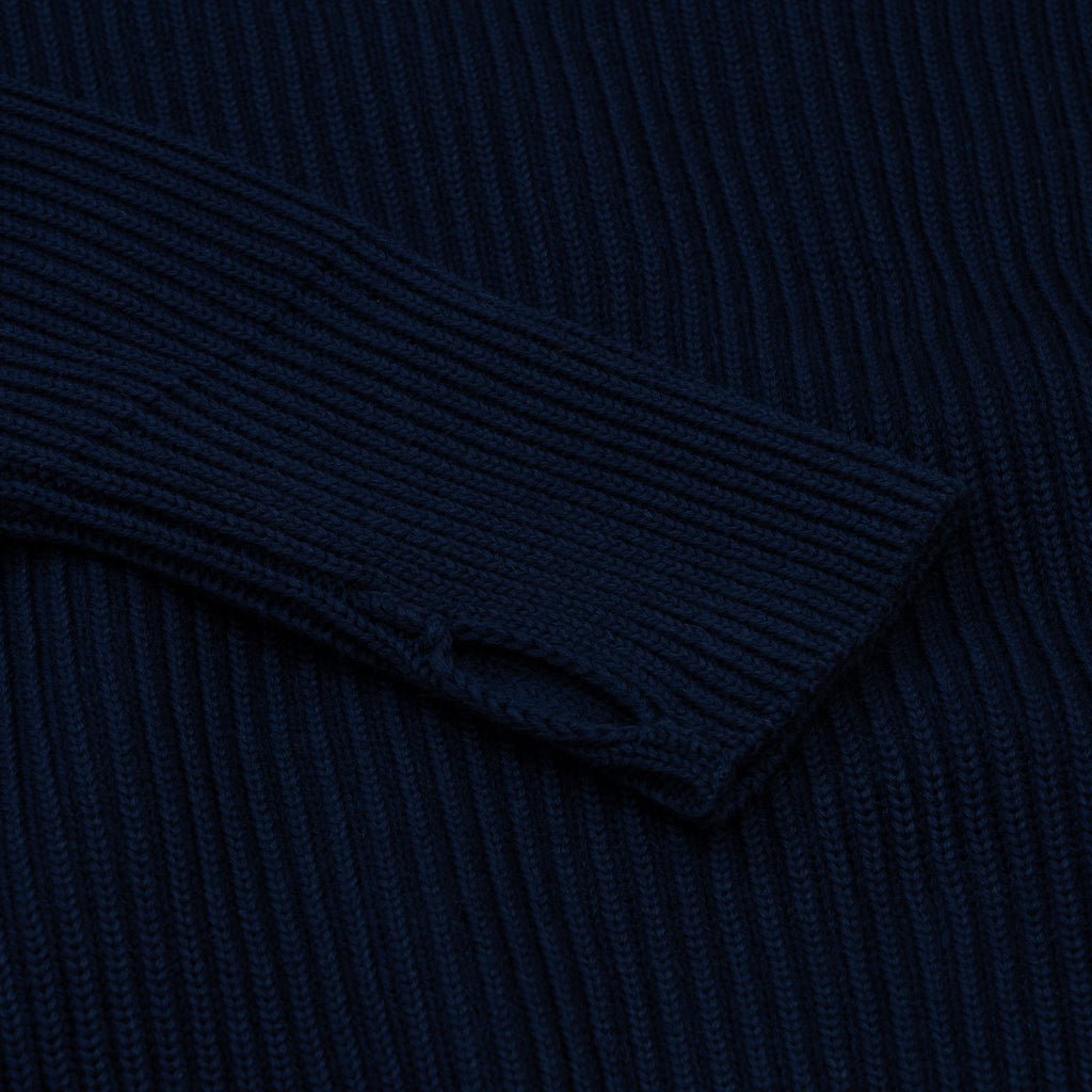 ANDERSEN-ANDERSEN Navy Full Zip pockets - Royal Blue