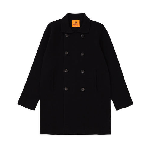 Peacoat Long - Black
