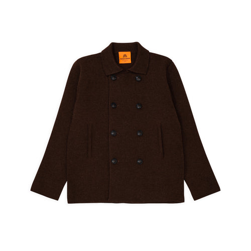 ANDERSEN-ANDERSEN Peacoat - Natural Brown