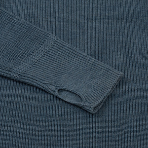 ANDERSEN-ANDERSEN Sailor Turtleneck - Light Indigo