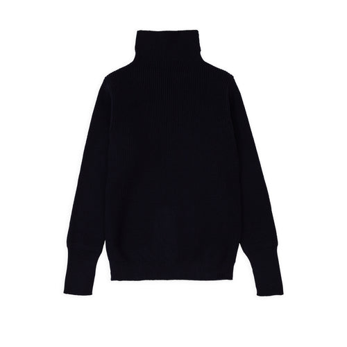 ANDERSEN-ANDERSEN Sailor Turtleneck - Navy Blue