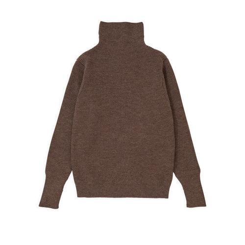 Sailor Turtleneck - Natural Taupe