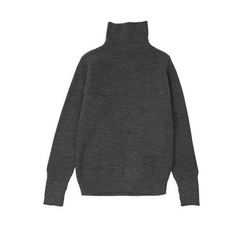 ANDERSEN-ANDERSEN Sailor Turtleneck - Grey