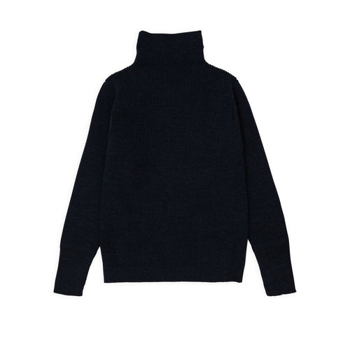 ANDERSEN-ANDERSEN Sailor Turtleneck - Dark Indigo