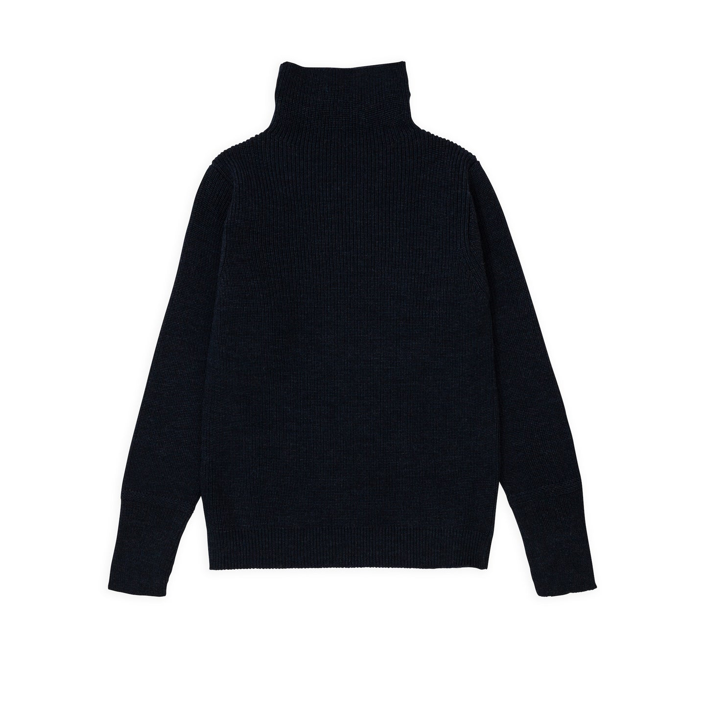 Sailor Turtleneck - Dark Indigo