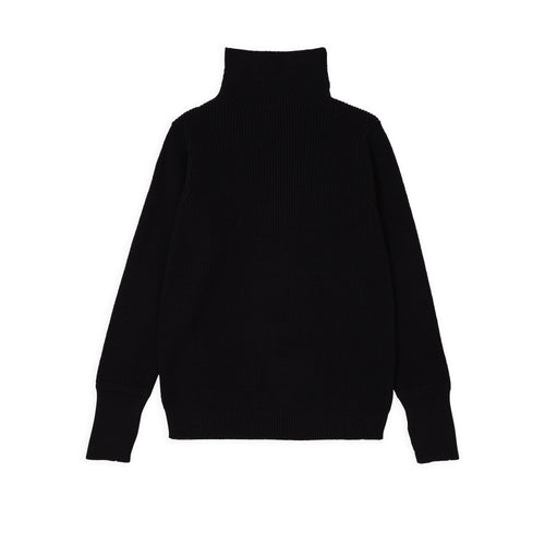 ANDERSEN-ANDERSEN Sailor Turtleneck - Black