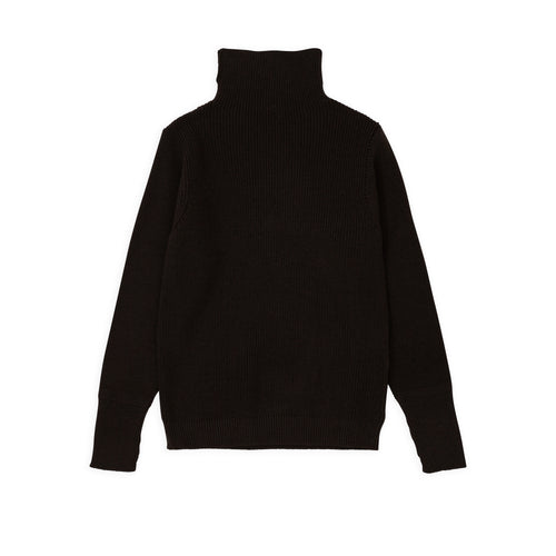 ANDERSEN-ANDERSEN Sailor Turtleneck - Hunting Green