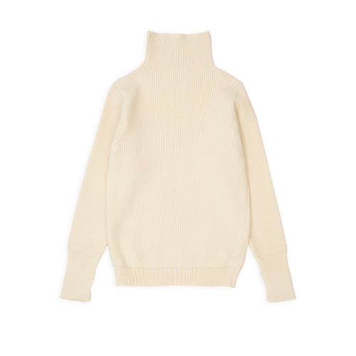 Sailor Turtleneck - Off-White