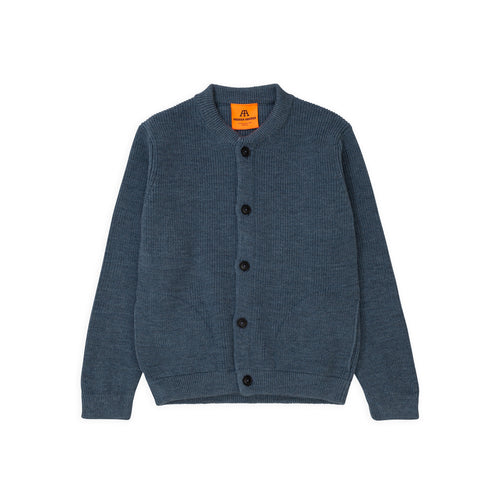 ANDERSEN-ANDERSEN Skipper Jacket - Light indigo