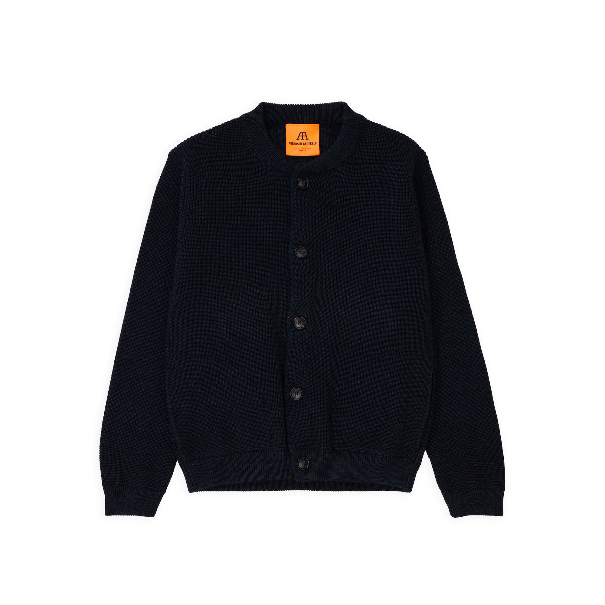 Skipper Jacket - Dark Indigo
