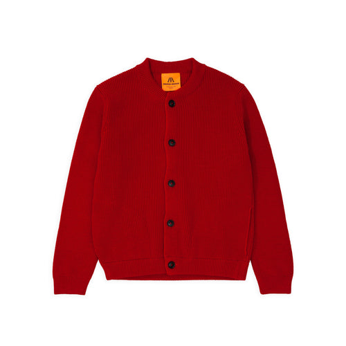 ANDERSEN-ANDERSEN Skipper Jacket - Red