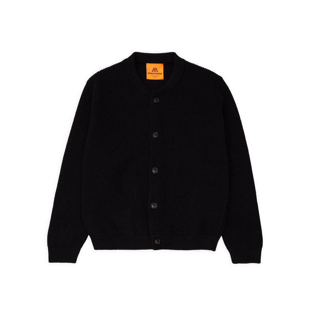 ANDERSEN-ANDERSEN Skipper Jacket - Black