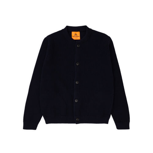 ANDERSEN-ANDERSEN Skipper Jacket - Navy Blue