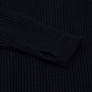 ANDERSEN-ANDERSEN Navy Full Zip pockets - Dark Indigo
