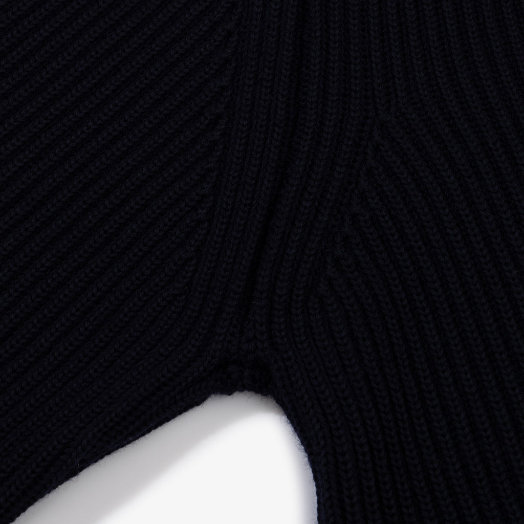 Navy Full-Zip - Navy Blue