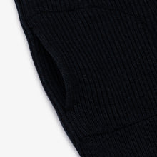 Navy Full-Zip Pockets - Dark Indigo