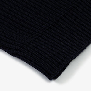 ANDERSEN-ANDERSEN Navy Turtleneck - Navy Blue