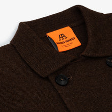 ANDERSEN-ANDERSEN Peacoat Long - Natural Brown