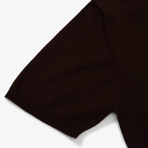 Polo Short - Brown