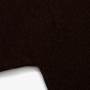 Sailor Crewneck - Natural Brown