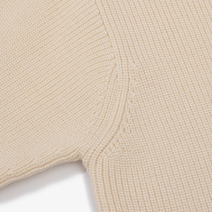 ANDERSEN-ANDERSEN Sailor Crewneck - Off White