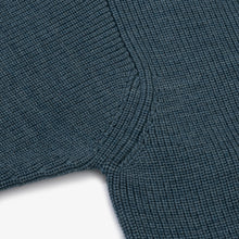 Sailor Turtleneck - Light Indigo