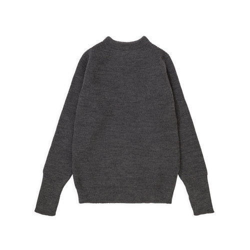 ANDERSEN-ANDERSEN Sailor Crewneck - Grey