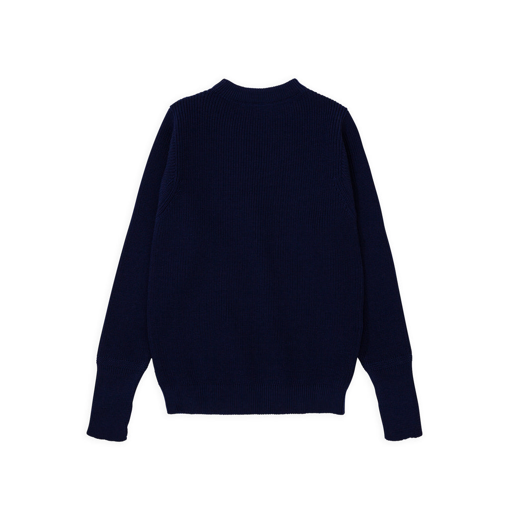 ANDERSEN-ANDERSEN Sailor Crewneck - Royal Blue