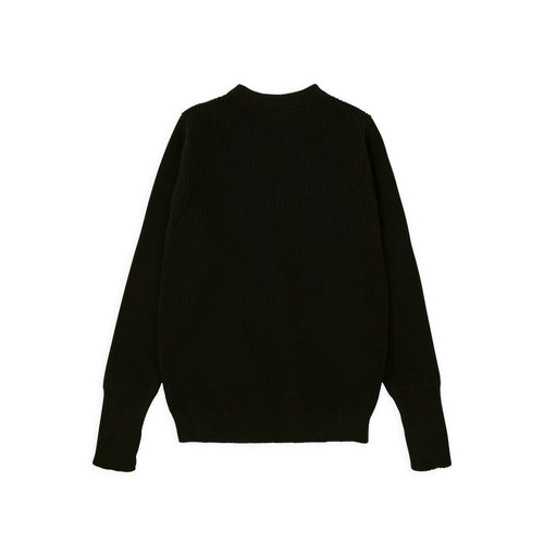 ANDERSEN-ANDERSEN Sailor Crewneck - Hunting Green
