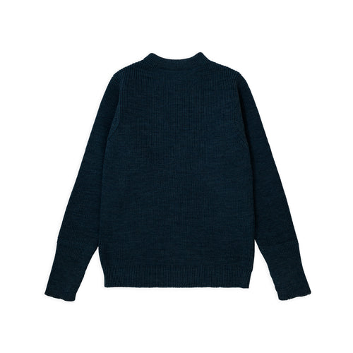 Sailor Crewneck - Dark Indigo