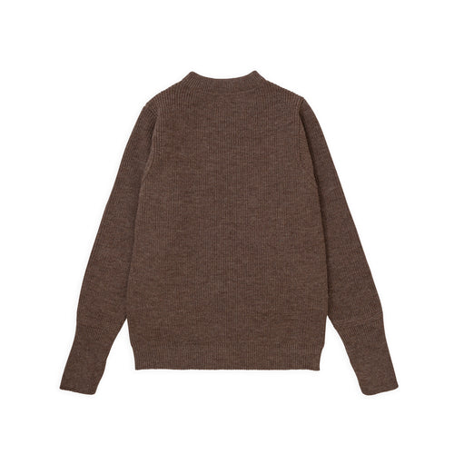 Sailor Crewneck - Natural Taupe