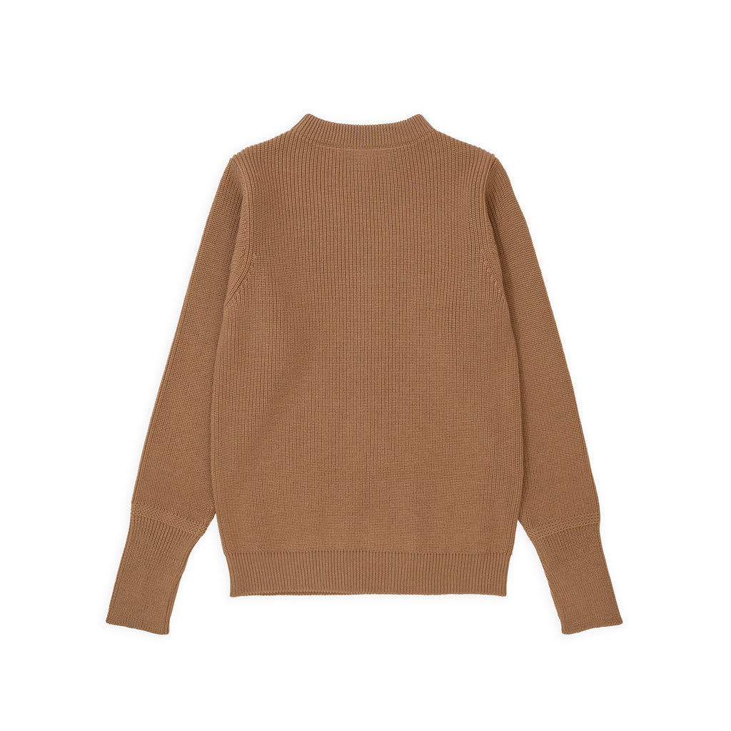 Sailor Crewneck - Camel