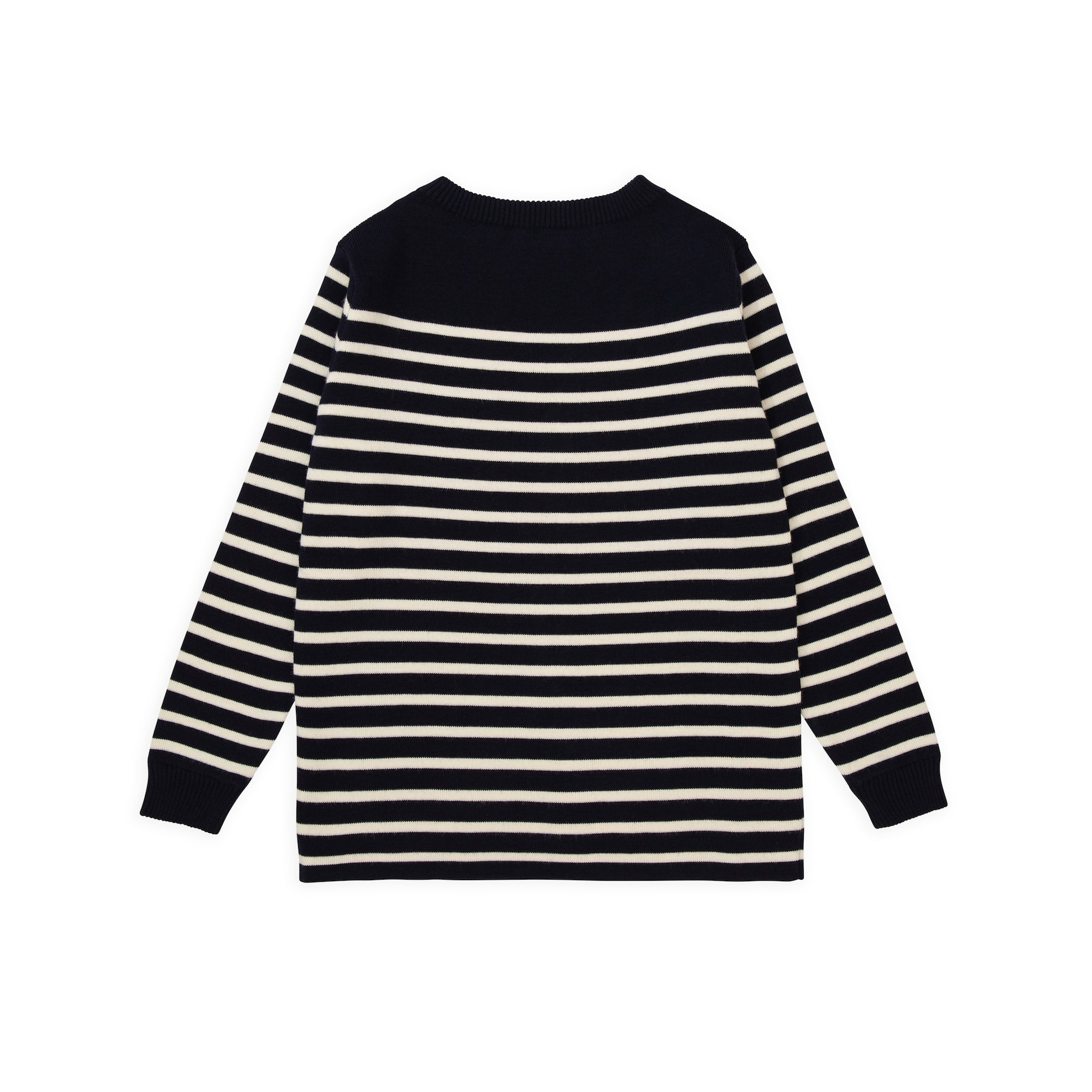 Marine Stripe - Royal Blue W/ Off-White Stripe