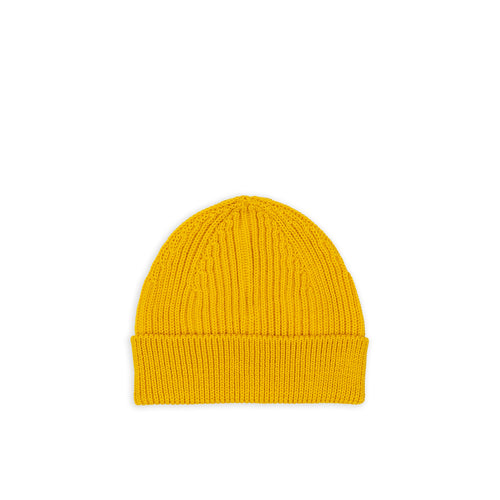 Beanie Short - Yellow