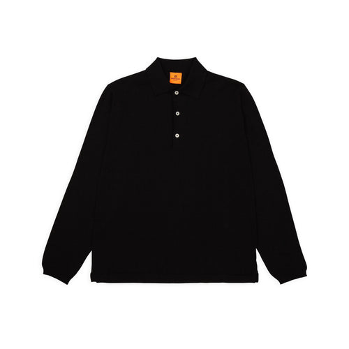 ANDERSEN-ANDERSEN Polo Long - Black